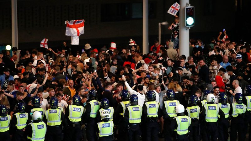 Euro 2020: FA launches independent investigation into trouble which marred Euro 2020 final at Wembley