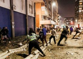 South Africa unrest death toll jumps to more than 300