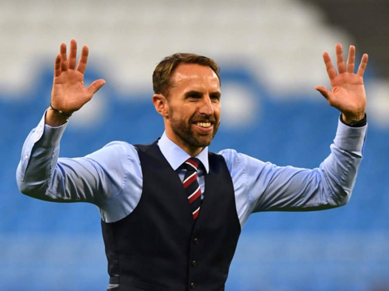 Gareth Southgate urges England to show no fear and build Wembley history