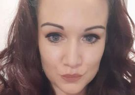 Mum warns of trampoline danger after nearly losing a foot in horror accident