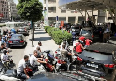 Three Lebanese killed in fights related to fuel shortages