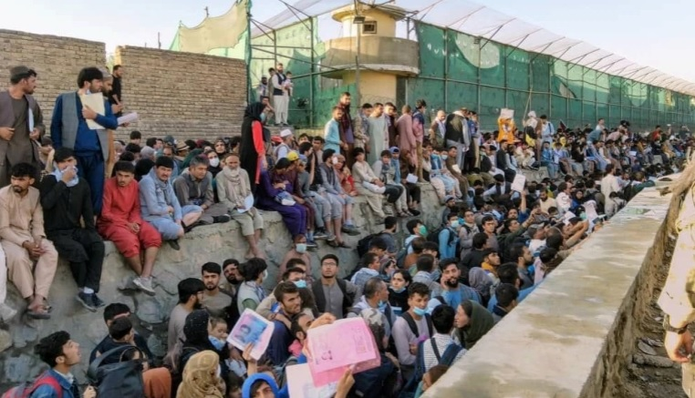 Afghanistan: US, allies warn of 'terror threat' at Kabul airport
