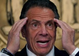 Andrew Cuomo: Biden says New York governor should quit over sex pest finding