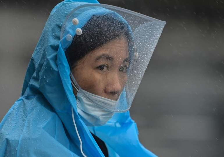 Torrential rainfall batters China, 21 dead