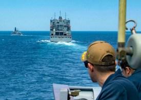 Ship tied to Israeli billionaire attacked off Oman, 2 killed