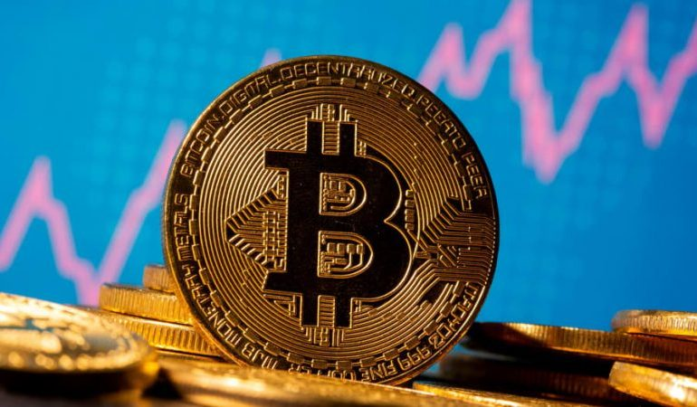 Bitcoin tops $50,000 for first time in three months