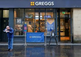 Greggs plans high street expansion with 100 new stores