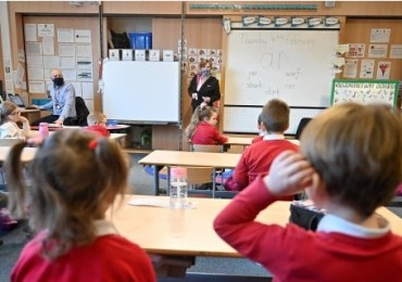 Nicola Sturgeon to axe rules forcing bubbles of pupils to isolate when one kid gets Covid