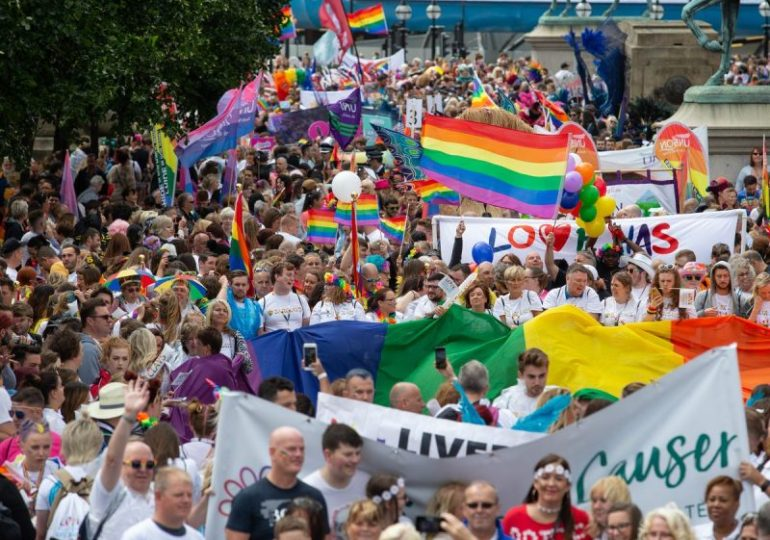 Spate of attacks across UK sparks fear among LGBTQ+ community
