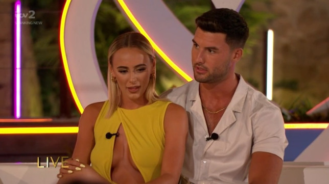 Love Island 2021 final: Liam insists he would have told Millie about Lillie 'straight away' after Casa Amor