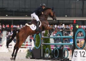 Tokyo 2020: Team GB strike gold in team eventing at Tokyo Olympics
