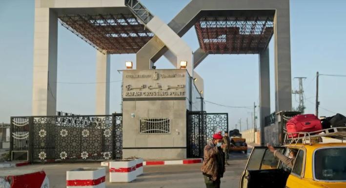 Egypt closes Rafah border with Gaza over Hamas