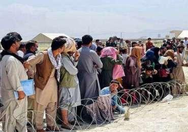 IMF says Afghanistan faces 'looming humanitarian crisis'