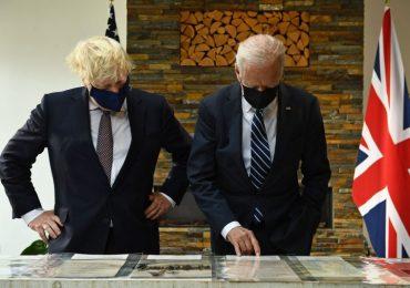 Boris Johnson will meet Joe Biden at the White House during trip to US next week for speech at the UN
