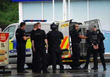 Bristol knife attacker ARRESTED after forcing staff to hide in safe room