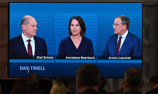Scholz braves conservative attacks to win second German election debate