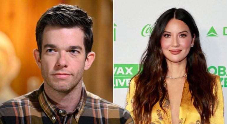 'I'm going to be a dad': John Mulaney confirms Olivia Munn is pregnant, opens up about rehab