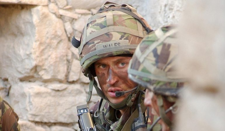 Prince William personally intervened to get Afghan officer and family to the UK