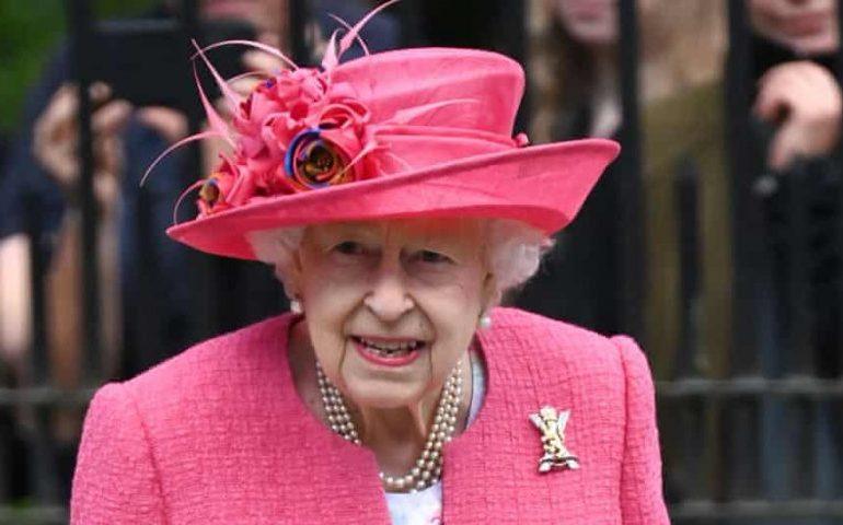 Queen supports Black Lives Matter, says senior royal representative