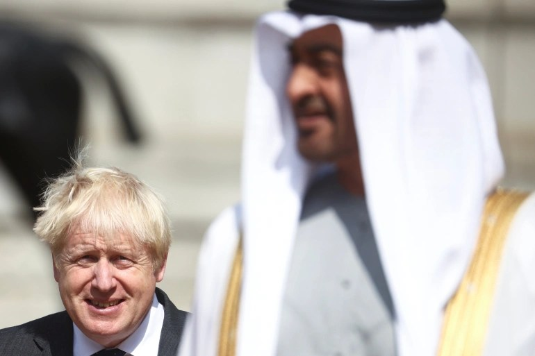 The UAE set to invest up to $14bn in post-Brexit UK