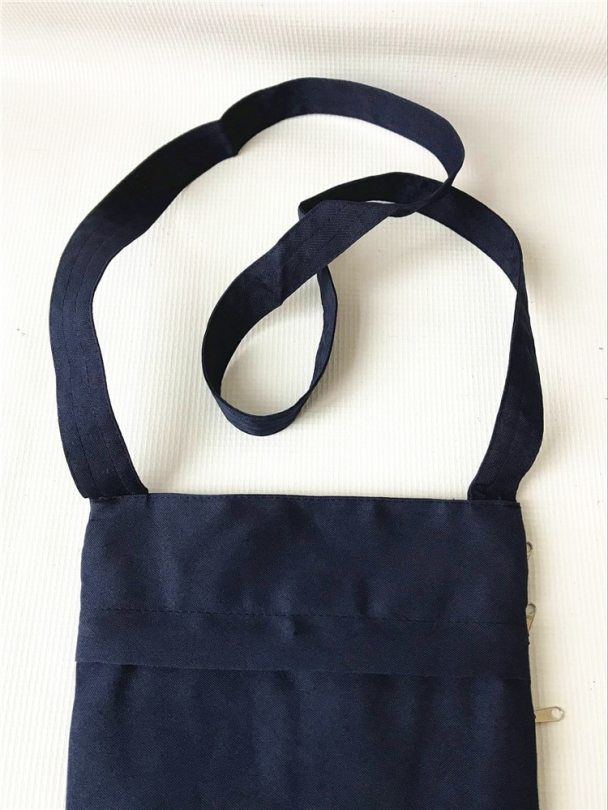 Casual Daoist Herb Collecting Bag