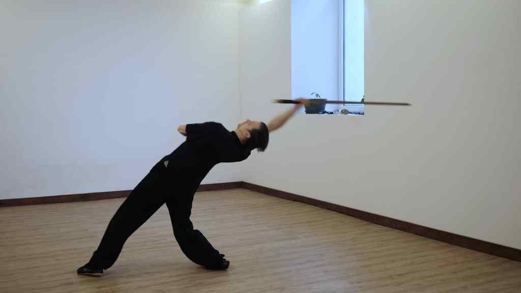 Advanced Sword Art - Xuan Men Jian - Part 4