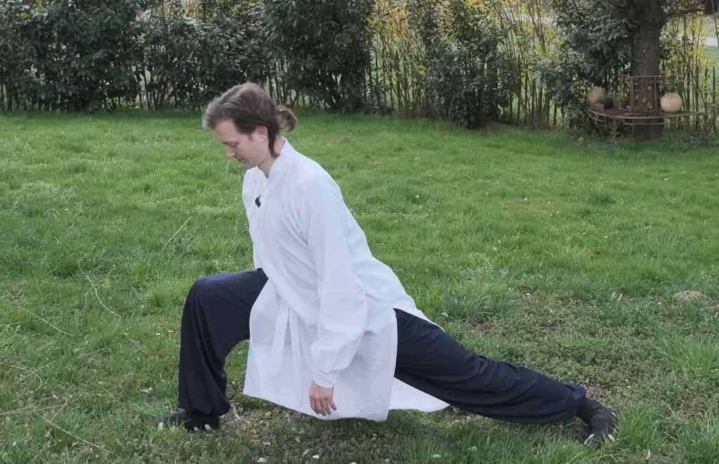 Wudang Flexibility Training