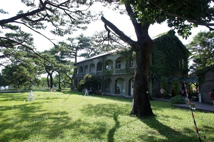 花蓮景點,松園別館~在百年松林、日式老宅眺望花蓮南濱海岸
