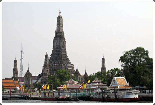 【泰好玩】泰國的艾菲爾鐵塔?!~ 鄭王廟