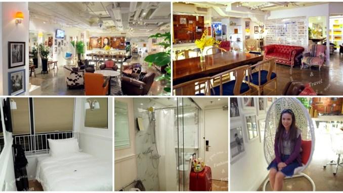 【香港住宿】mini hotel Causeway Bay~銅鑼灣迷你酒店~交通方便 @吳大妮。Annie