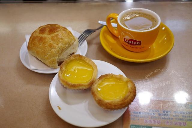 檀島咖啡餅店,~必吃蛋塔~~讓人一吃就愛上