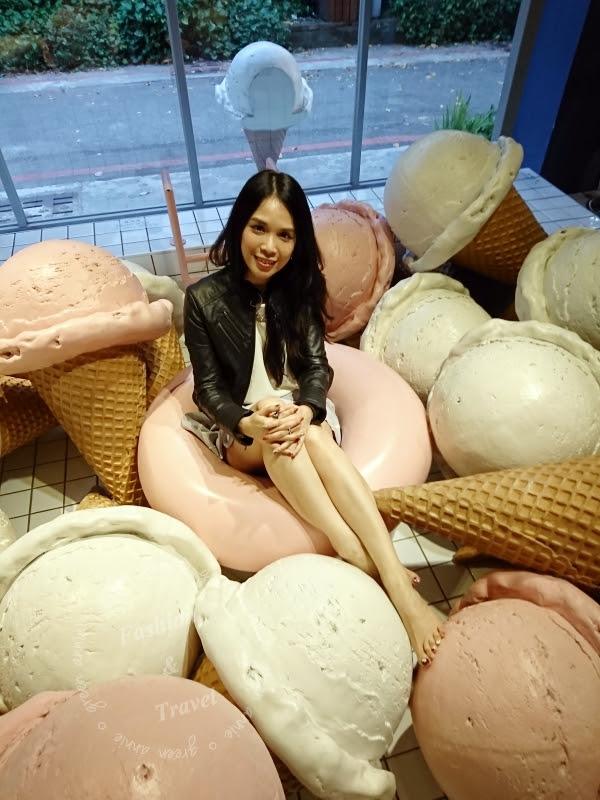 【台中冰品】I'mTalato,愛台灣的義大利冰淇淋,IG、FB打卡勝地~拍起來夢幻又可愛