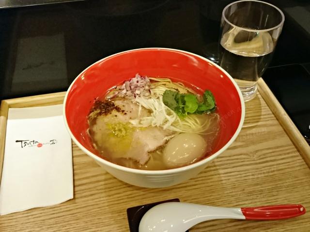 Tsuta蔦拉麵,日本東京米其林一星拉麵~現在台北也吃的到~口味清爽又美味