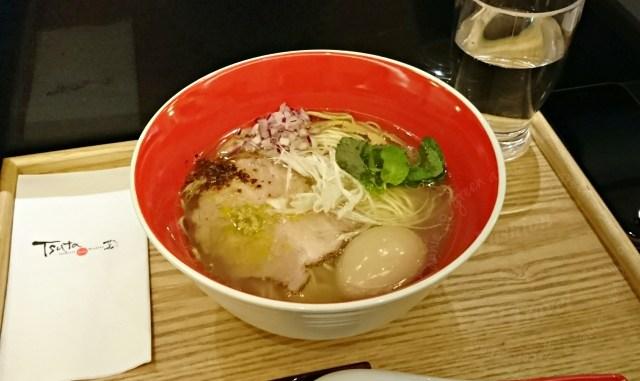 Tsuta蔦拉麵,日本東京米其林一星拉麵~現在台北也吃的到~口味清爽又美味 @吳大妮。Annie