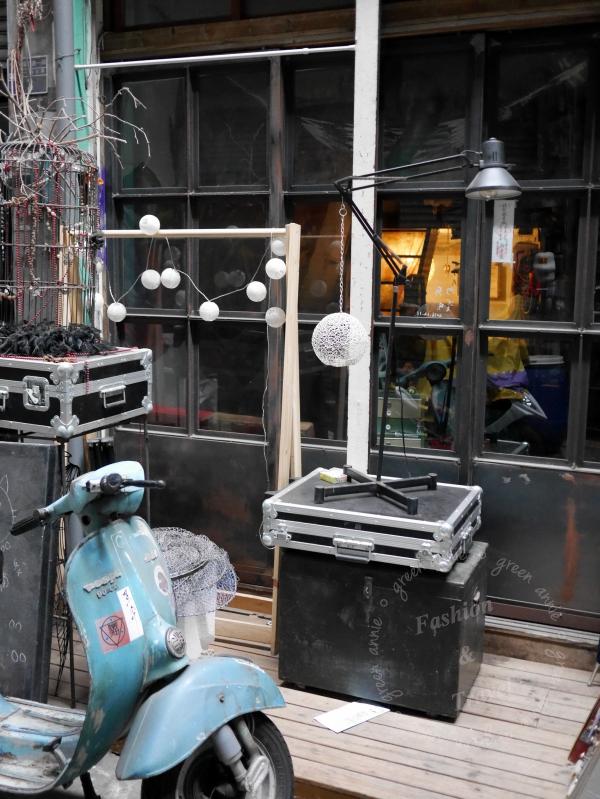 忠信市場~台中老舊市場現代與復古擦撞出不同火花~拍照好去處