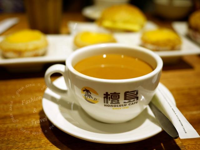檀島香港茶餐廳,Honolulu Cafe~香港檀島咖啡台灣分店@新光三越A11