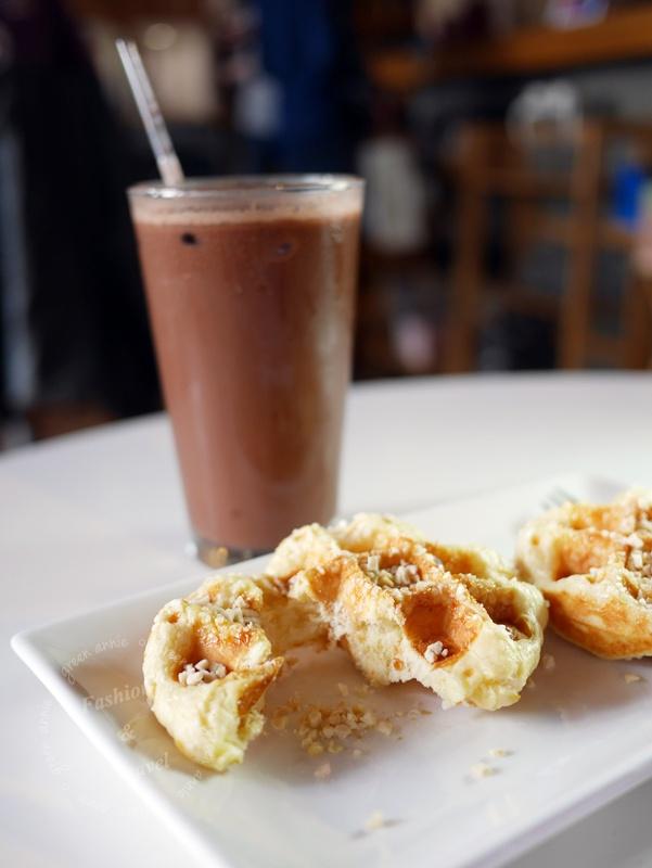 Retro mojocoffee~讓人心情能放鬆品嚐一杯好咖啡的地方@臨近台中美術館