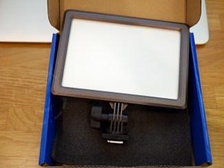 南冠Luxpad23 LED超輕薄LED燈~可調色溫又輕薄易攜帶 @吳大妮