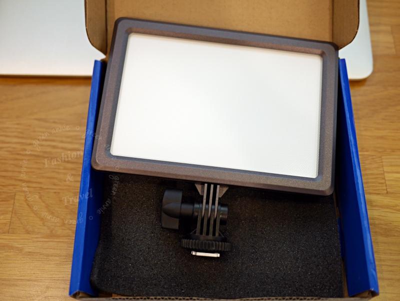 南冠Luxpad23 LED超輕薄LED燈~可調色溫又輕薄易攜帶