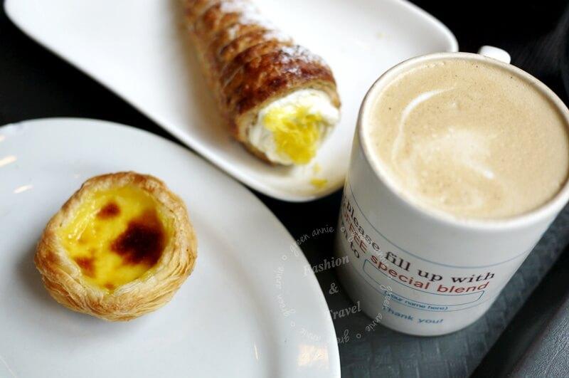 澳門CUPPA COFFEE~吃的到正統葡萄牙式甜點