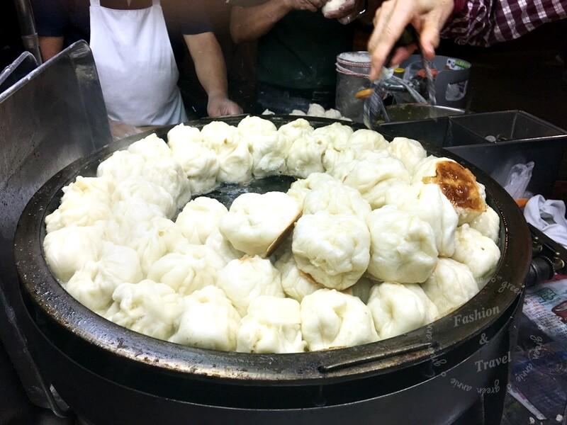 士林華榮市場美食