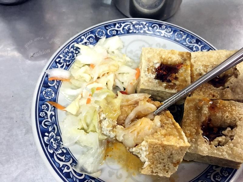 小可大麵線,脆皮臭豆腐超推薦必吃@建國北路長春路口