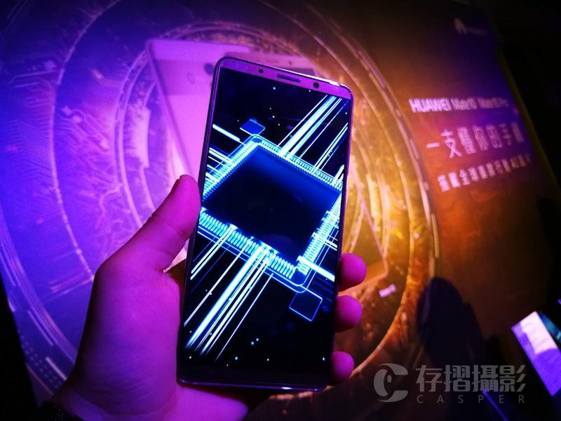 華為HUAWEI Mate 10 Pro搭配徠卡雙鏡頭 F1.6大光圈~台灣發表會,存摺現場報導