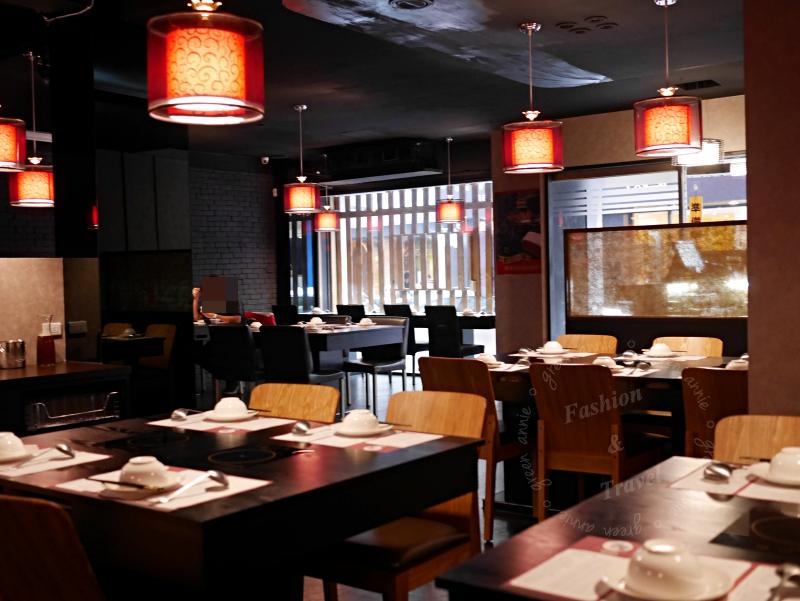 東區麻辣火鍋-清麻辣-特製單人鴛鴦鍋