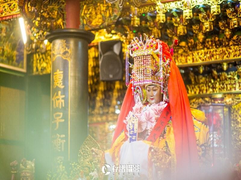 【存摺攝影】湄州媽祖系列