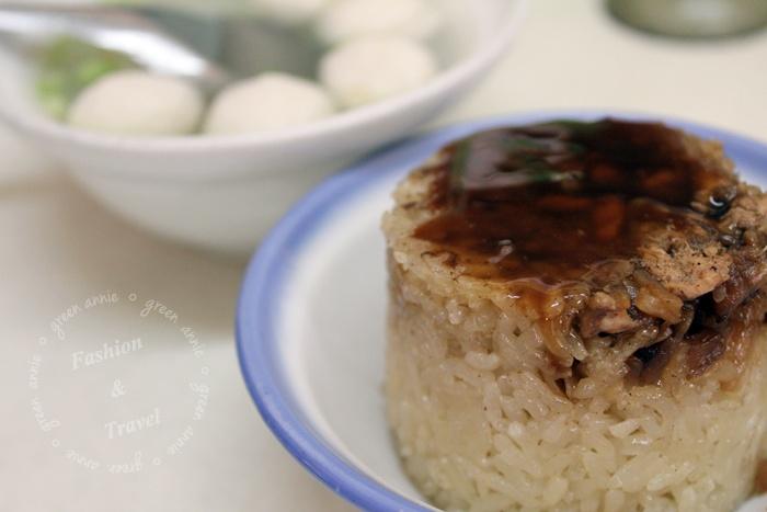 斗六美食,米糕甲~便宜又好吃的在地小吃