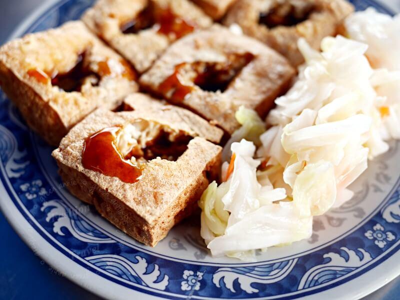 台中-林家瑞穗臭豆腐