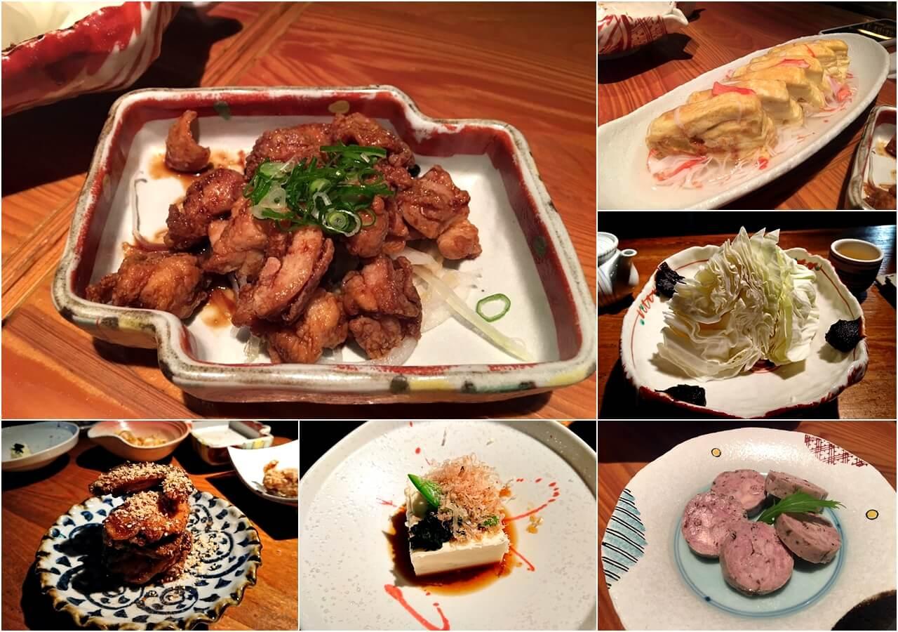 捷運中山店,hanabi(はなび)居酒屋,餐點好吃值得來試試