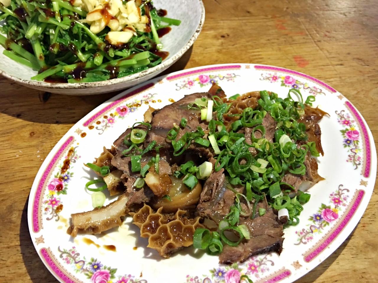 三重美食,龍門路的正義台灣牛肉,晚餐和宵夜的好選擇,吃的到全牛料理(附菜單)
