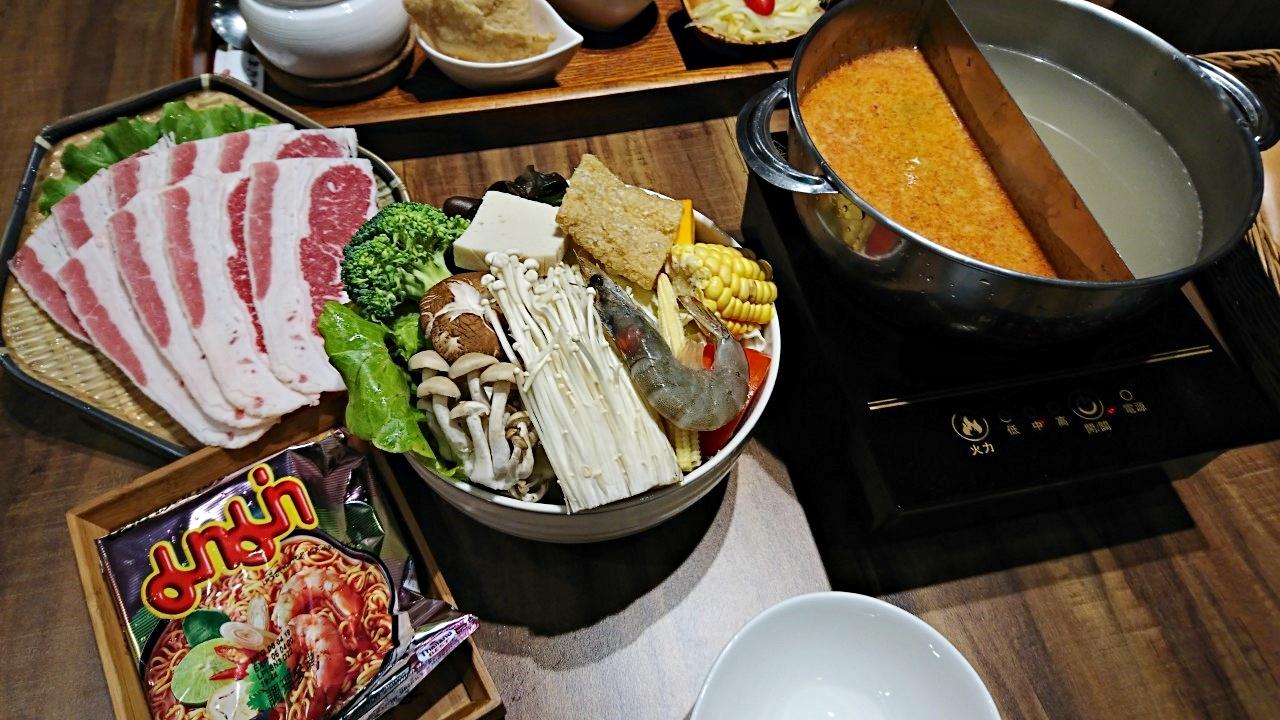 大直美食:老椰兄新泰式料理,一個人也可以吃泰式酸辣火鍋、泰式定食-ATT 4 Recharge